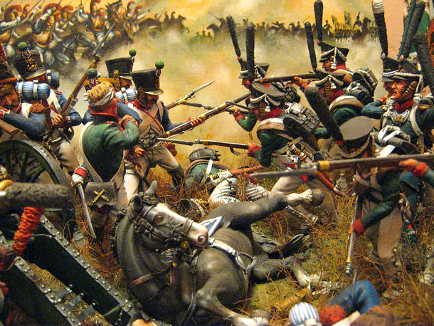 Dioramas and Vignettes: To the Heroes of 1812