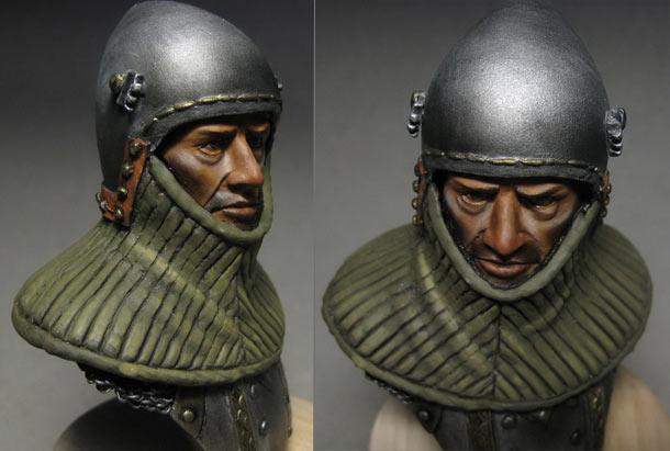 Figures: European knight