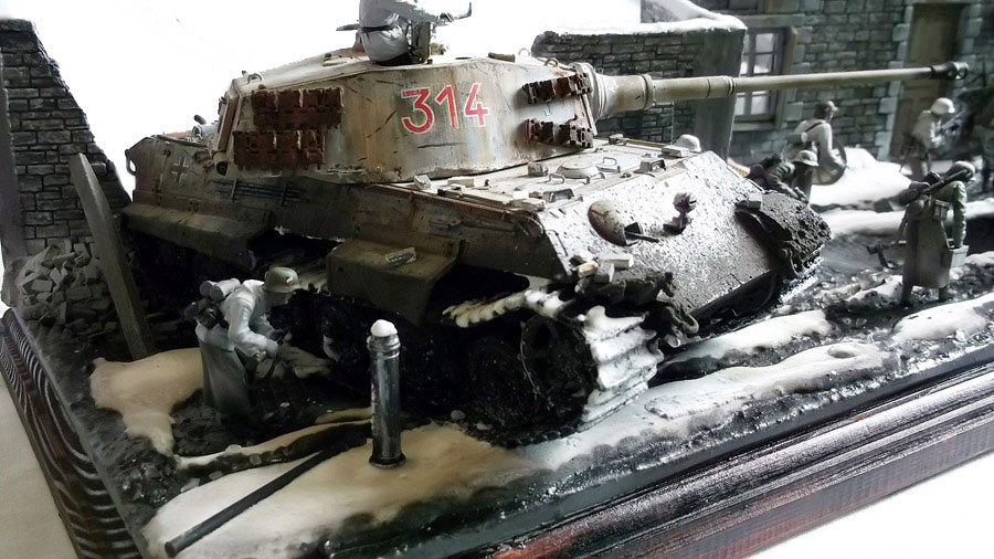 Dioramas and Vignettes: Ardennes, photo #1
