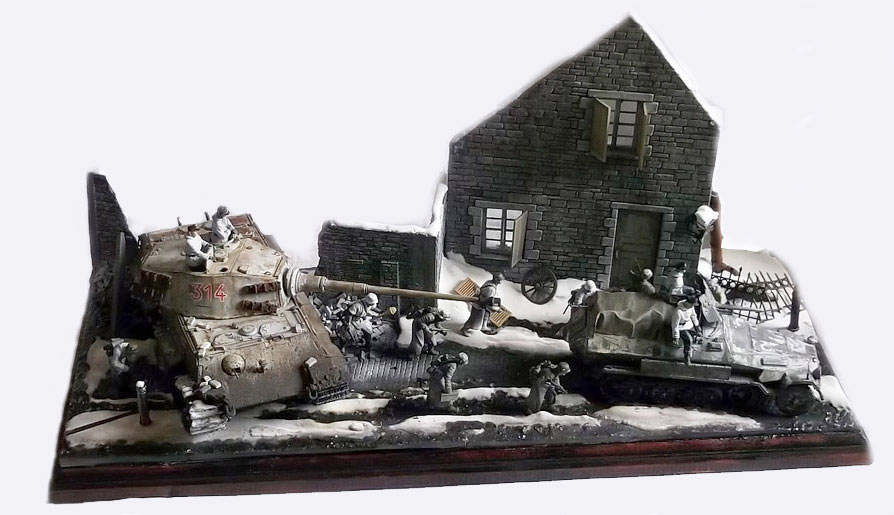 Dioramas and Vignettes: Ardennes, photo #2