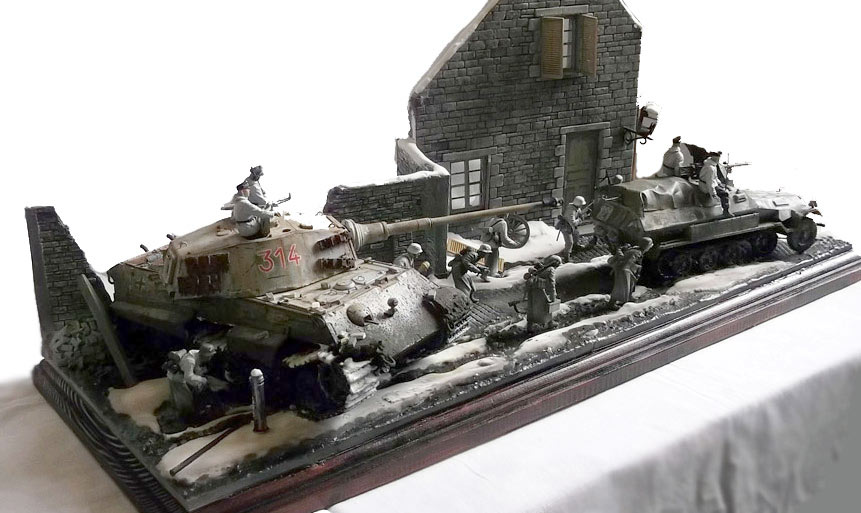 Dioramas and Vignettes: Ardennes, photo #5