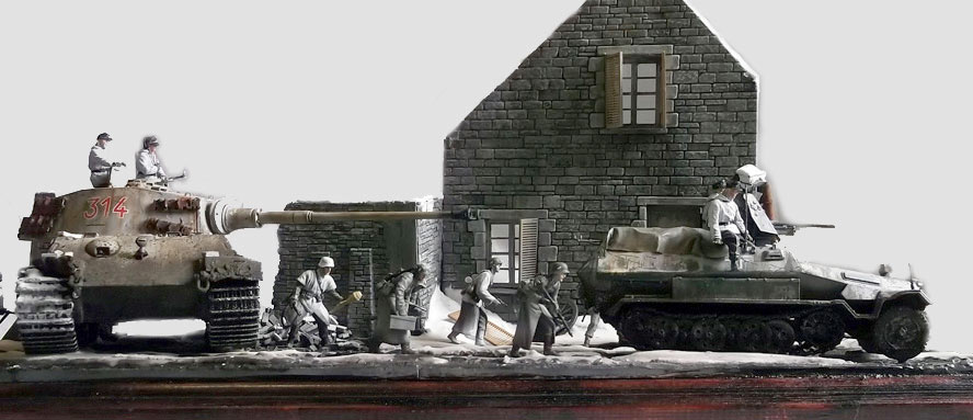 Dioramas and Vignettes: Ardennes, photo #6