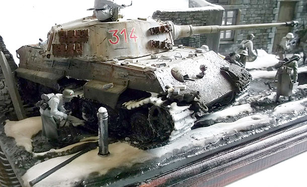 Dioramas and Vignettes: Ardennes