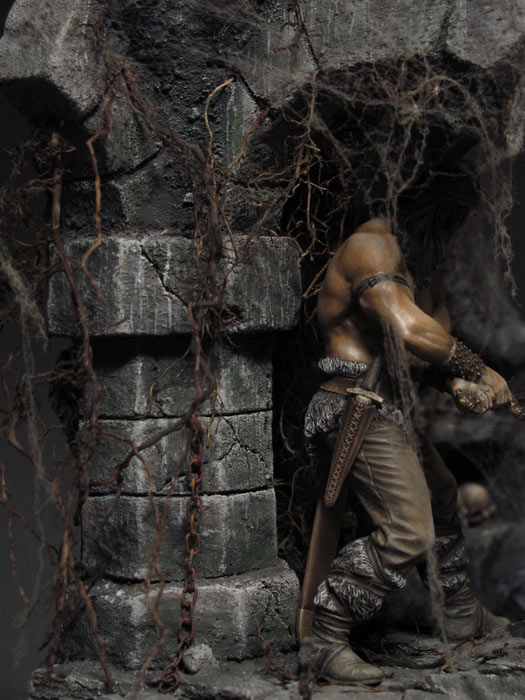 Dioramas and Vignettes: Dungeon of skulls, photo #4