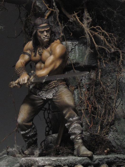 Dioramas and Vignettes: Dungeon of skulls, photo #7