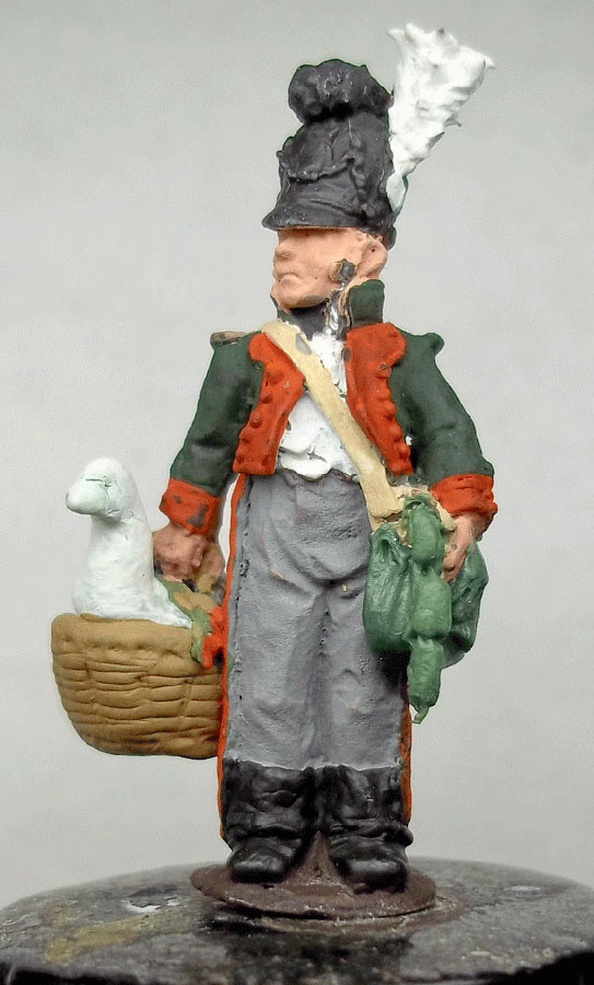 Figures: Bavarian forager, photo #21
