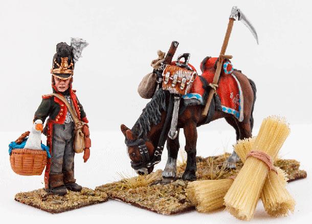 Figures: Bavarian forager