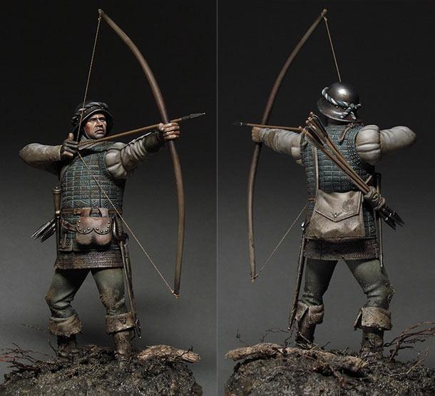 Figures: The Archer