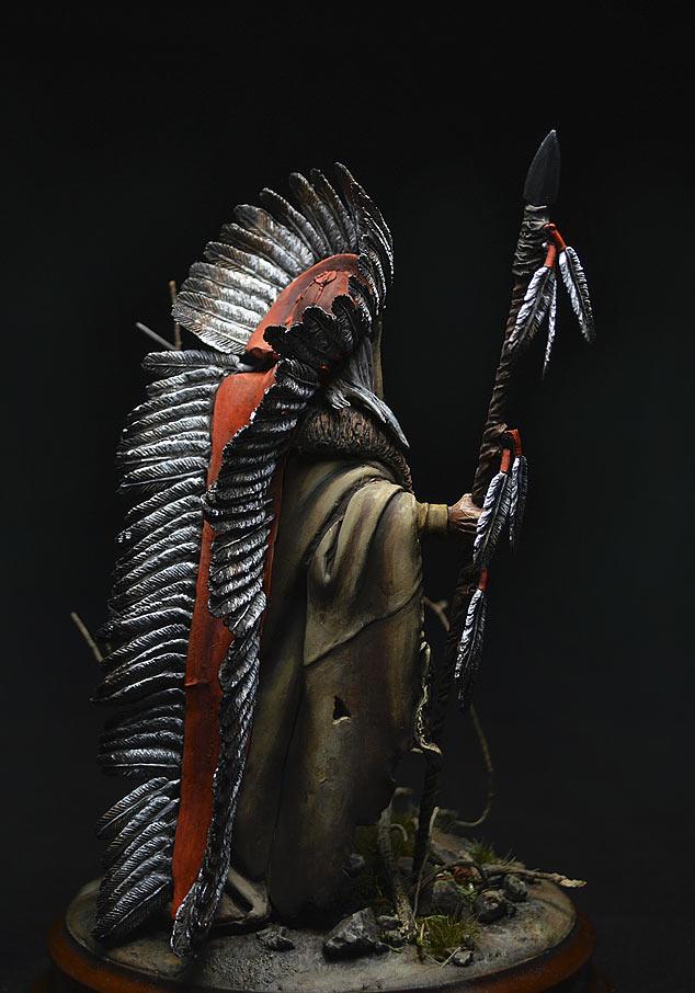 Figures: Washakie Chief, 1860, photo #4
