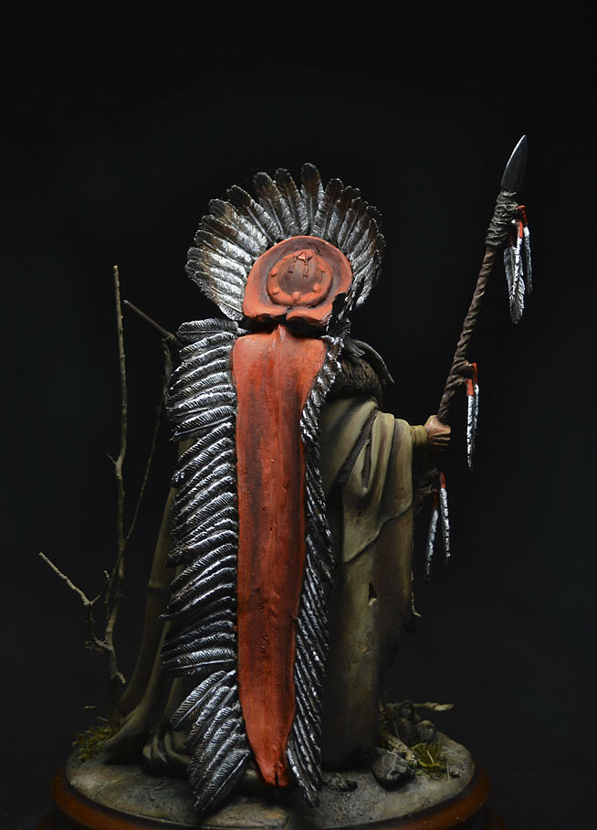 Figures: Washakie Chief, 1860, photo #5