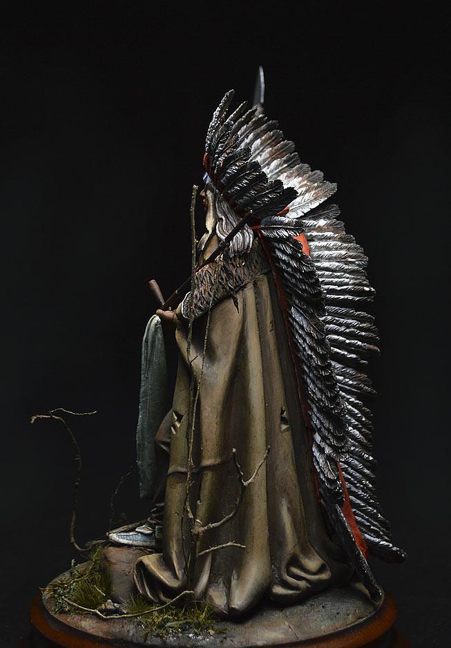 Figures: Washakie Chief, 1860, photo #6