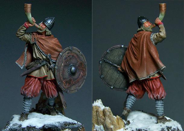 Figures: Herald of Odin