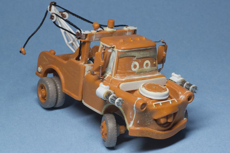 Miscellaneous: Tow Mater, photo #11