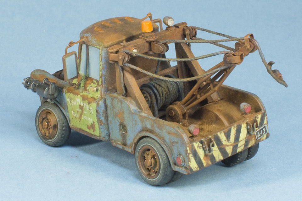 Miscellaneous: Tow Mater, photo #3