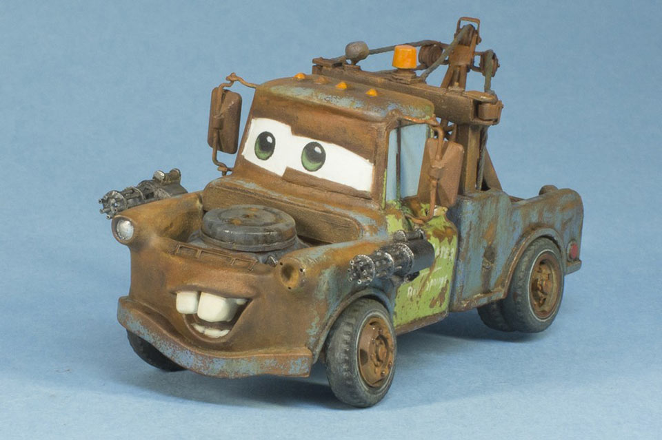 Miscellaneous: Tow Mater, photo #6