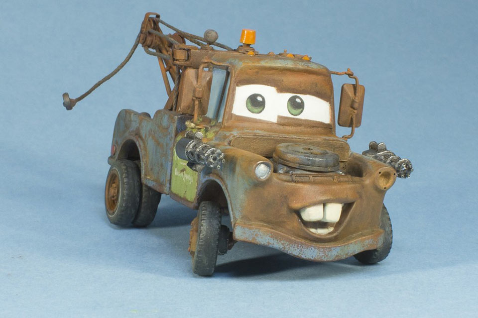 Miscellaneous: Tow Mater, photo #8