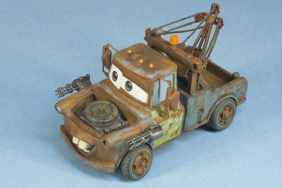 Miscellaneous: Tow Mater, photo #9