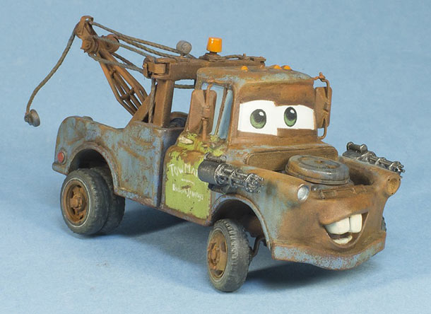 Miscellaneous: Tow Mater