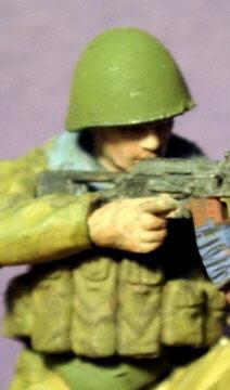 Training Grounds: Soviet airborne trooper, Afghan war, photo #6