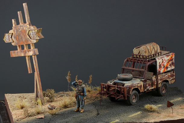 Dioramas and Vignettes: Blues of the Old World