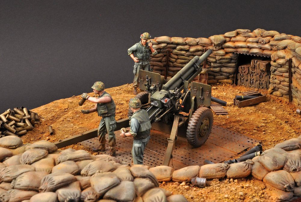 Dioramas and Vignettes: Greetings for NVA, photo #4