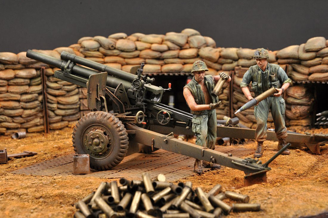 Dioramas and Vignettes: Greetings for NVA, photo #5