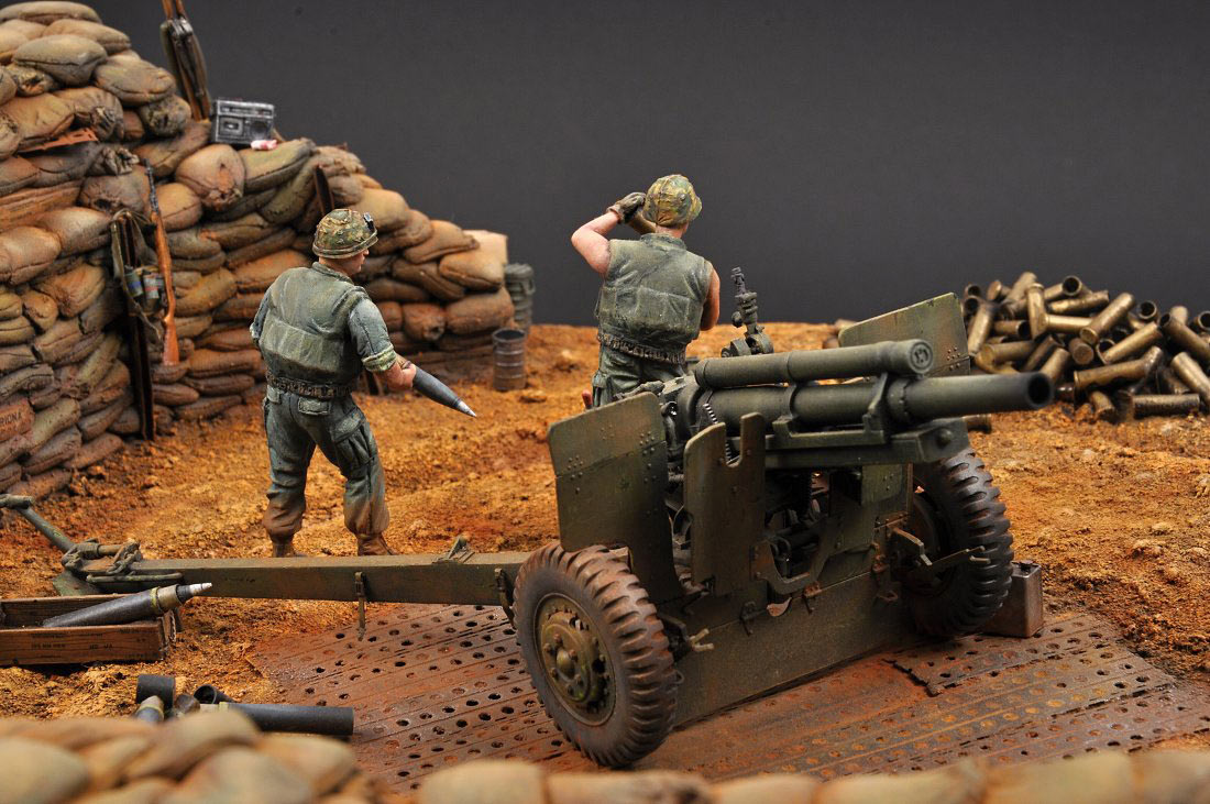 Dioramas and Vignettes: Greetings for NVA, photo #8