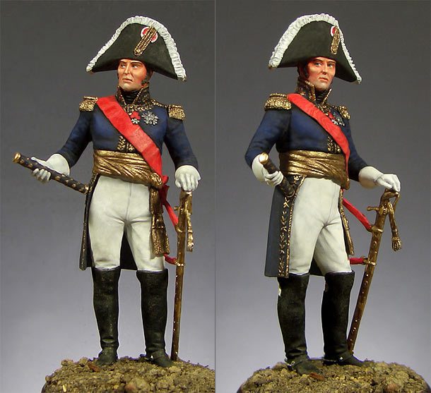 Figures: Marshal of the Empire