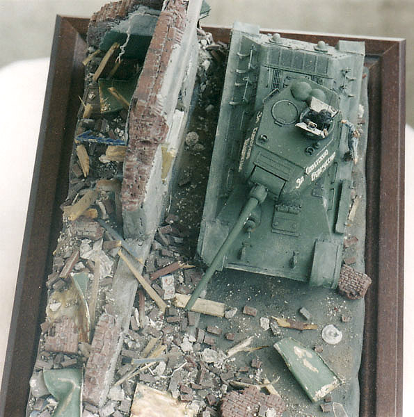 Dioramas and Vignettes: That Was a Hard Fight, photo #2