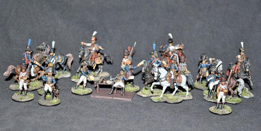 Figures: Berthier's Staff, photo #2