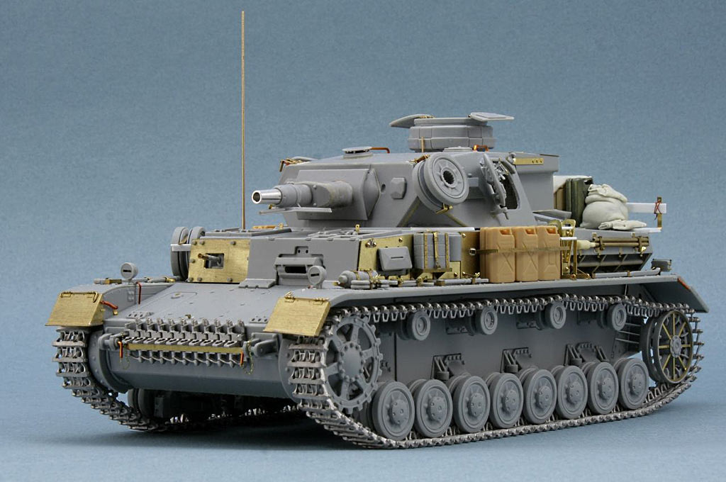 Dioramas and Vignettes: Pz.IV Ausf.E in Africa, photo #18