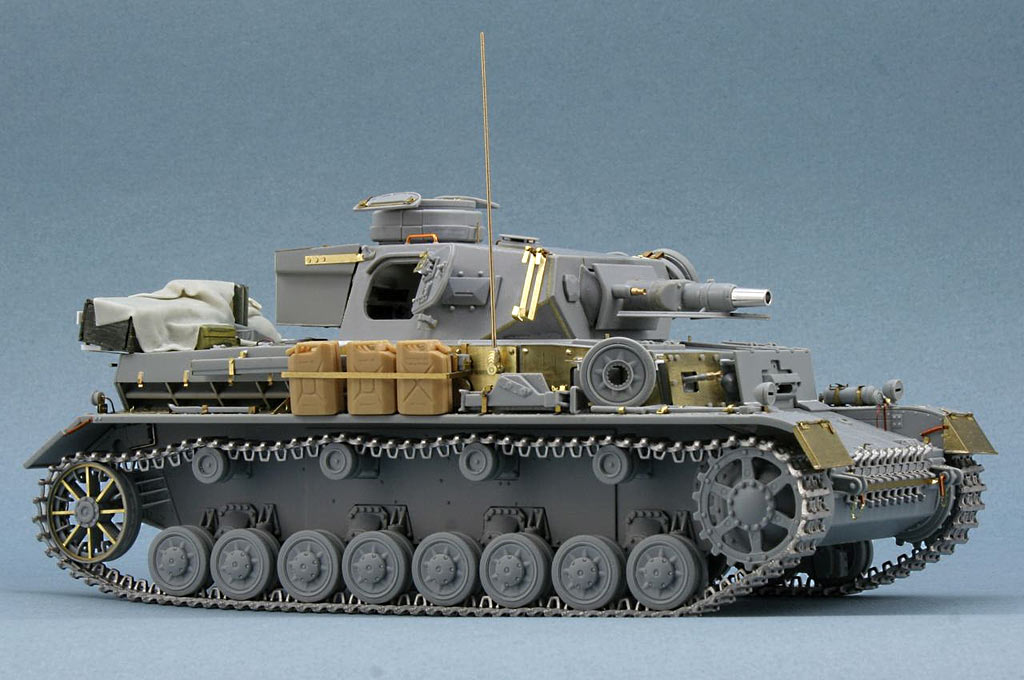 Dioramas and Vignettes: Pz.IV Ausf.E in Africa, photo #19