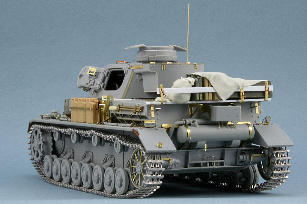 Dioramas and Vignettes: Pz.IV Ausf.E in Africa, photo #20