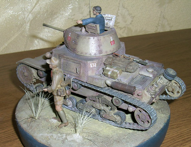 Dioramas and Vignettes: Allies