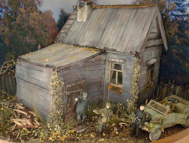 Dioramas and Vignettes: German Recon Patrol
