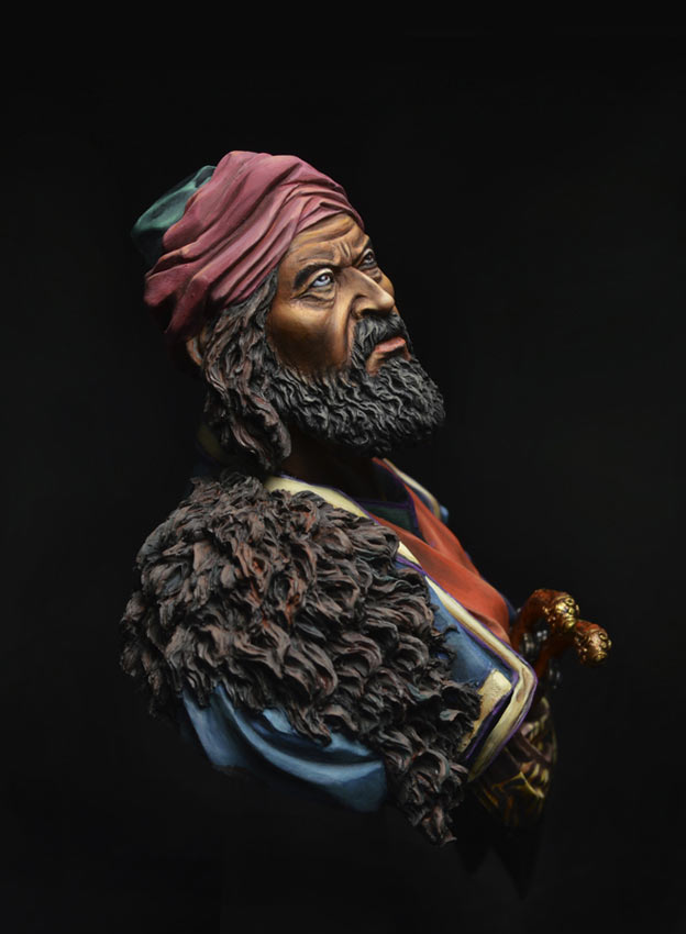Figures: Eastern pirate, photo #2