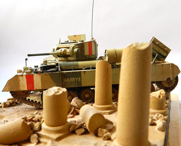 Dioramas and Vignettes: Valentine in Libya
