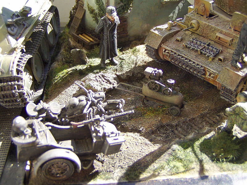 Dioramas and Vignettes: Morning in Viller-Boccage, photo #2