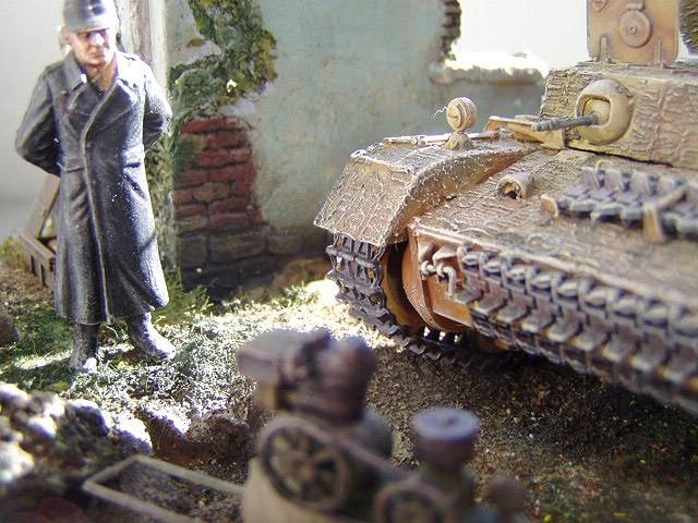 Dioramas and Vignettes: Morning in Viller-Boccage, photo #7