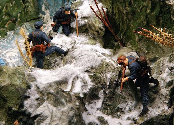 Training Grounds: Soviet mountain troops, Caucasus