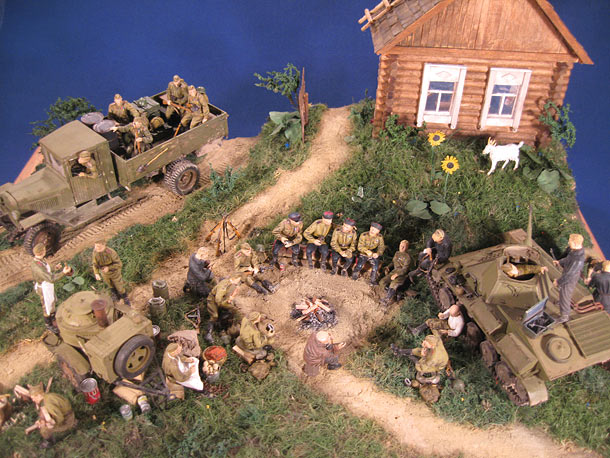 Dioramas and Vignettes: Tales about revolution