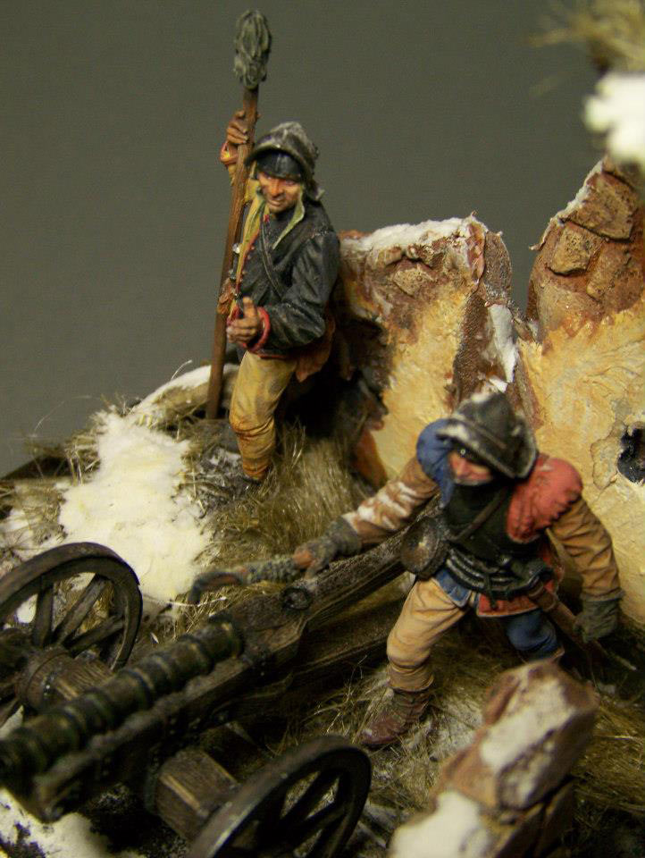 Dioramas and Vignettes: First Snow, photo #10