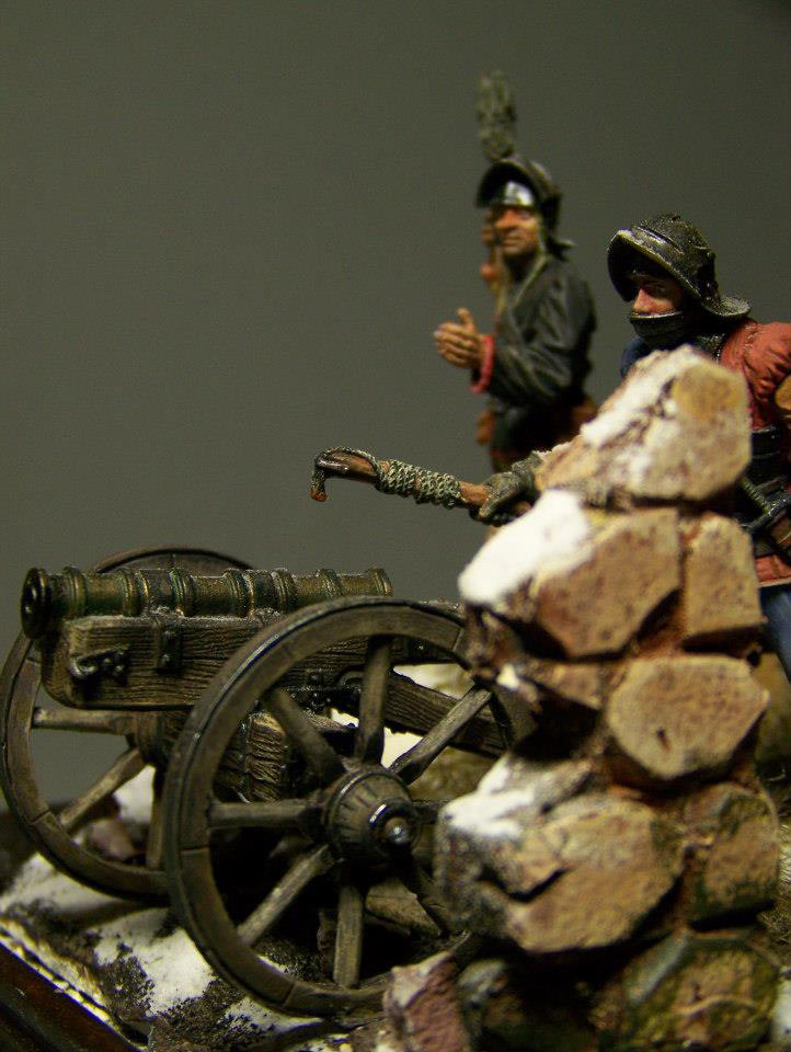 Dioramas and Vignettes: First Snow, photo #12