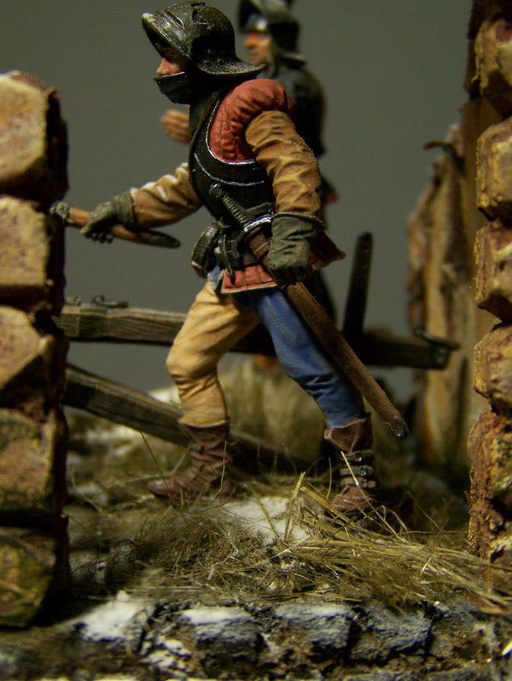 Dioramas and Vignettes: First Snow, photo #13