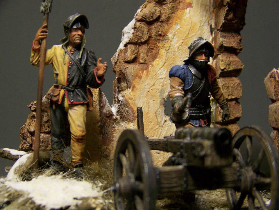 Dioramas and Vignettes: First Snow, photo #2