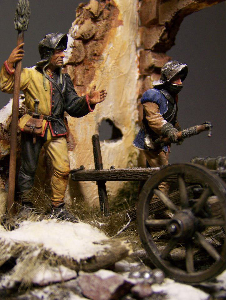 Dioramas and Vignettes: First Snow, photo #3