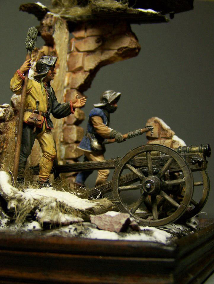 Dioramas and Vignettes: First Snow, photo #4