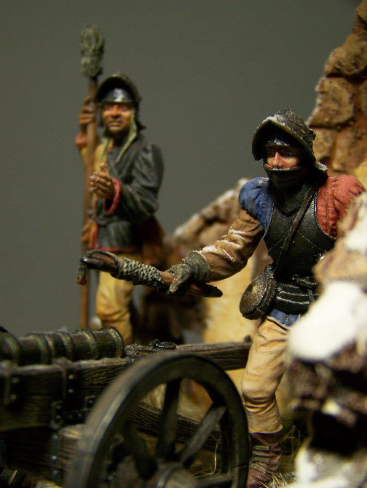 Dioramas and Vignettes: First Snow, photo #7