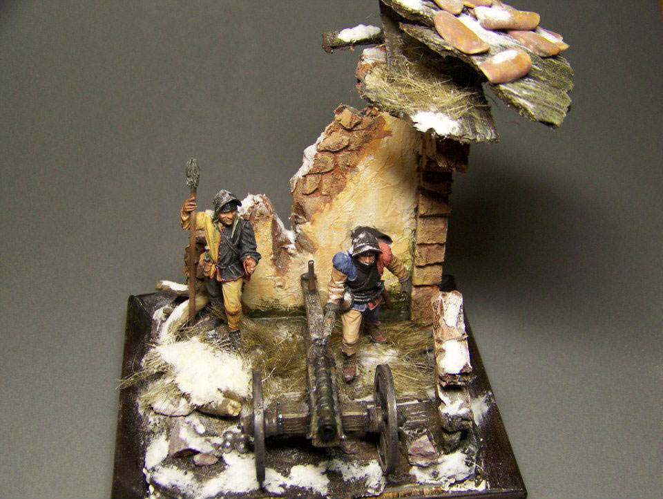 Dioramas and Vignettes: First Snow, photo #8