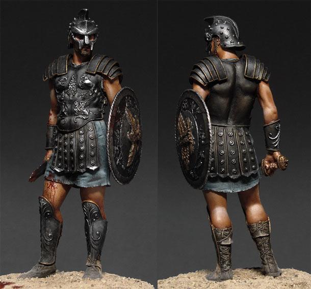 Figures: The Spaniard